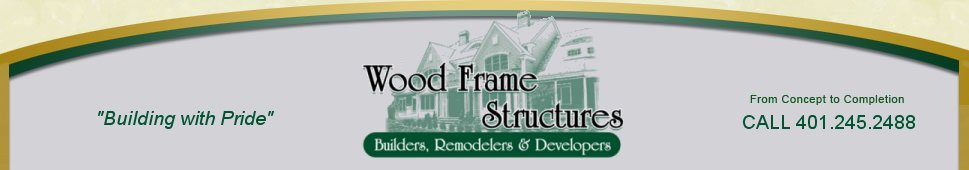 Wood Frame Structures